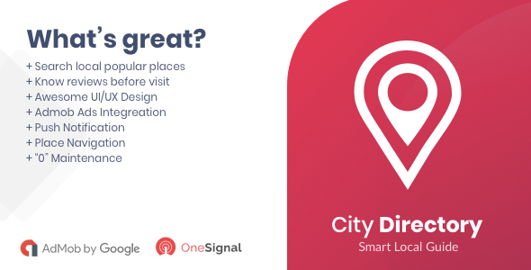 City Directory Android Native App