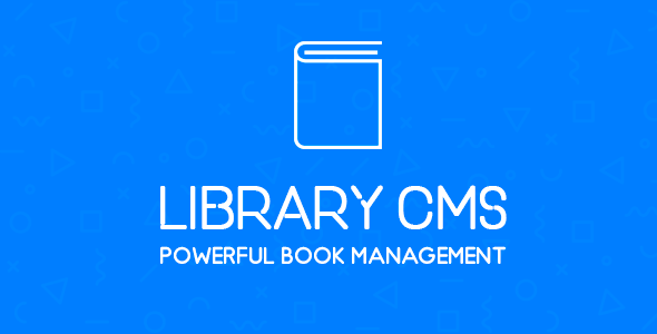 Library CMS - Powerful Book Management System