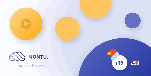 Montu - Music Sharing Platform SaaS Ready