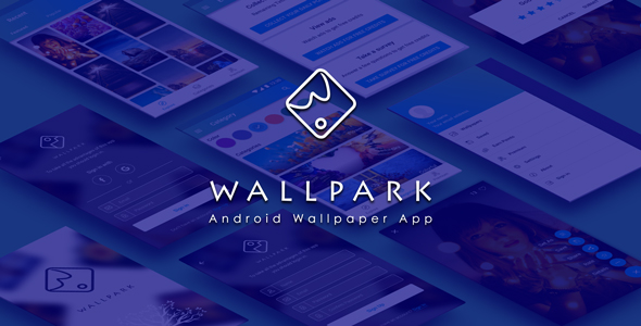 Wallpark - An android Wallpaper app