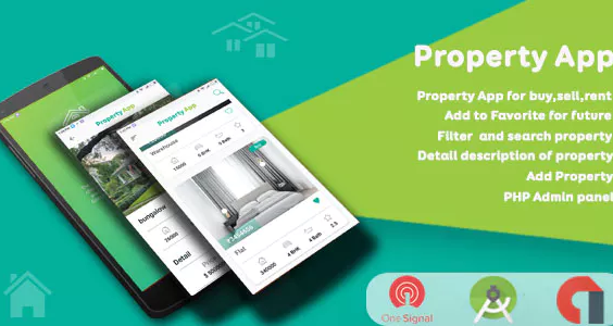 Android Property App