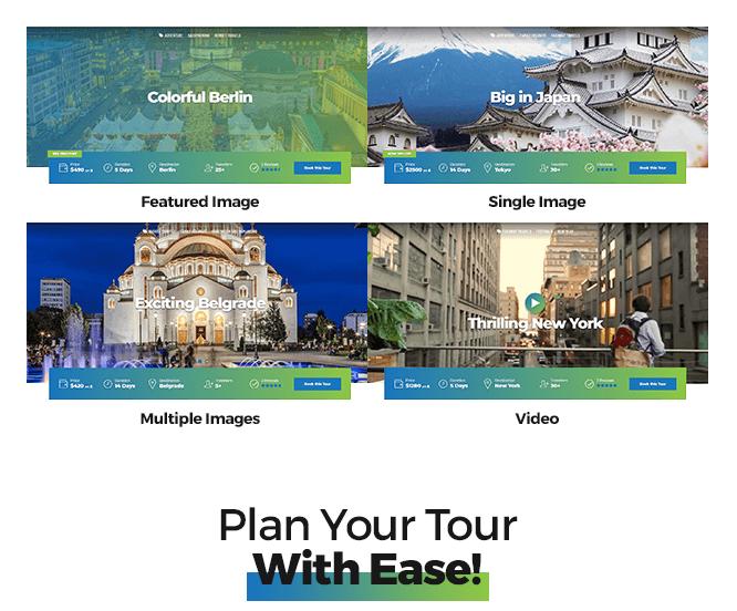 Best Travel WordPress Theme