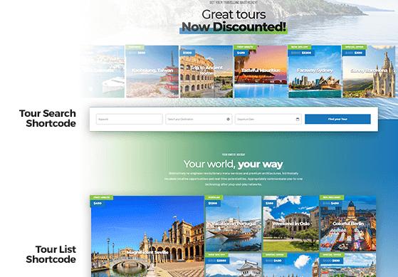 Travelicious WordPress Theme
