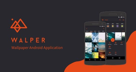 Walper - Wallpaper Android Application 1.0