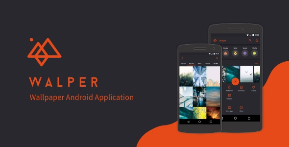 Download Walper - Wallpaper Android Application - Nulled PHP