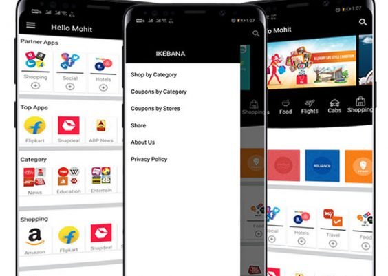 Affiliate Android App | All in One App | PHP Backend included