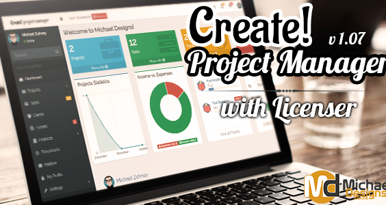 Create - Freelancer Project Manager with Licenser
