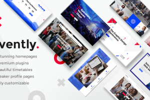 Evently - Multi-Concept Event and Conference Theme