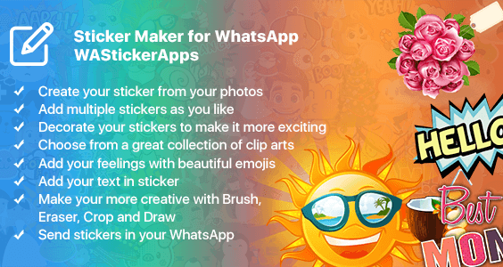 Sticker Maker for WhatsApp - WAStickerApps Android