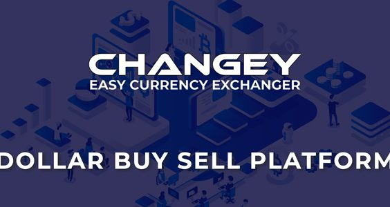 Changey - Online Dollar Buy Sell Platform