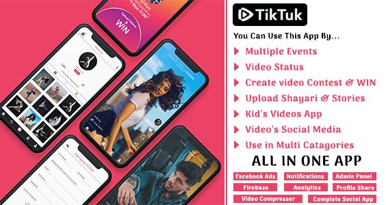 Tiktuk The Complete Video Social Media
