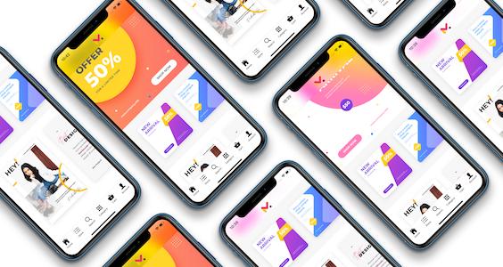 Ionic 4 WooCommerce marketplace mobile app - Dokan Multivendor