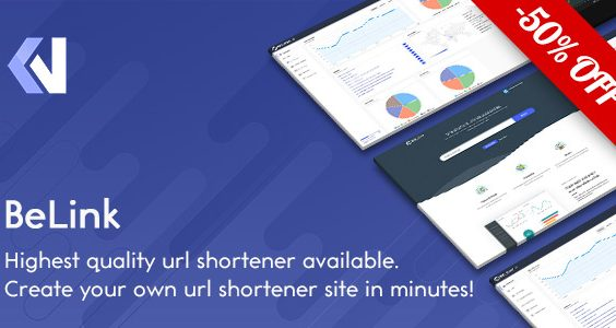BeLink - Ultimate URL Shortener