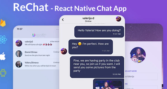 RE Chat App Template
