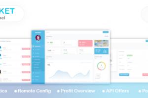Webpanel Backend for POCKET Rewards App