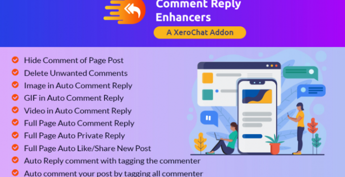 Comment Reply Enhancers A XeroChat Add-on