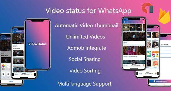 Multiple Language Video Status - iPhone App with Admin Panel