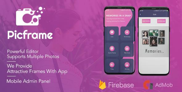 Picframe - The Photo Frame App