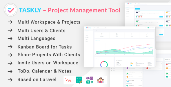 TASKLY – Project Management Tool