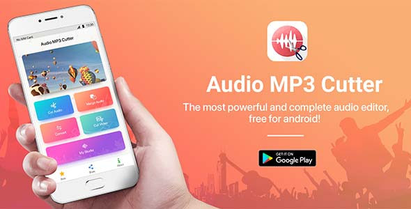 Mp3 cutter – Sound cutter & Ringtone Maker Android