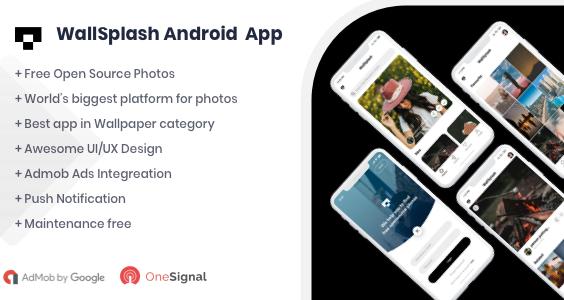 WallSplash - Android Native Wallpaper App