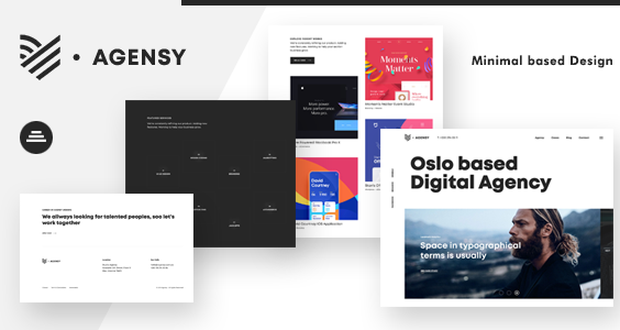 Agensy | Digital Lab & Creative Solutions