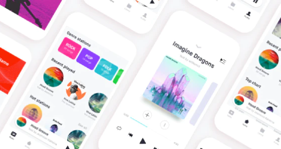 Beatbox - Music Streaming Android App