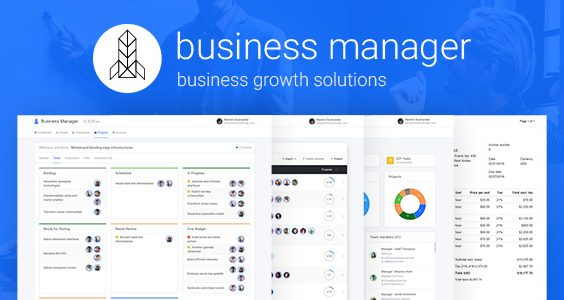 Business Manager - Business Growth Solutions