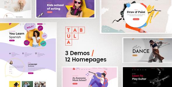 Tabula - Art, Music & Language School