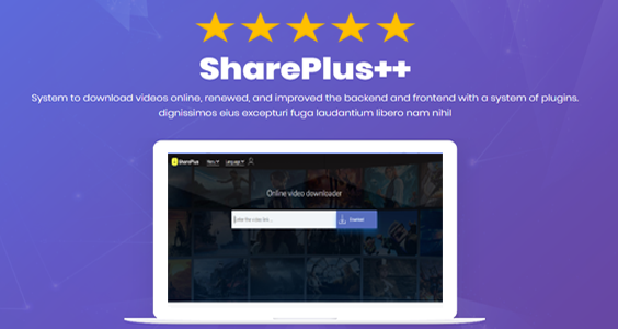 shareplus++ YouTube Video Downloader and more
