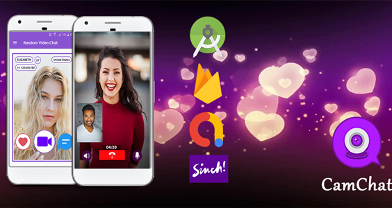 CamChat - Android Dating App with Voice/Video Calls