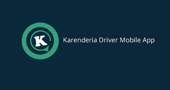 Karenderia Driver Mobile App