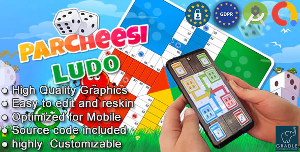 Parcheesi Ludo Android App