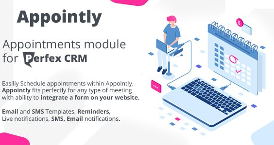 Appointly - Perfex CRM Appointments