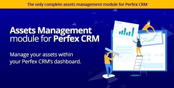 Assets Management module for Perfex CRM