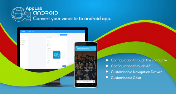 Applab - Website to Android App Generator