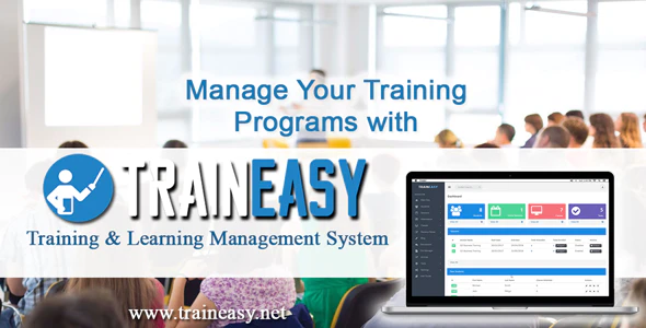 TrainEasy Training Learning Management