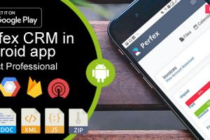 Weboox Convert - Perfex CRM to app Android
