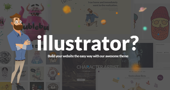 Illustrator - Illustration & Artist Portfolio