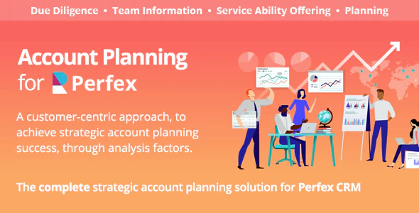 Download Account Planning module for Perfex CRM