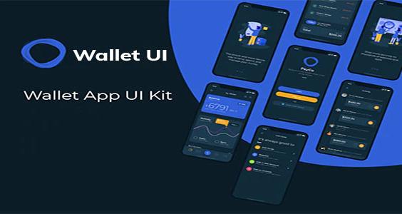 Flutter Wallet UI