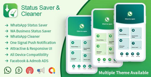 Status Saver & Cleaner Pro(WhatsApp & WhatsApp Business)