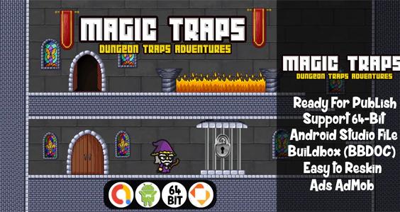 Magic Traps Buildbox Project