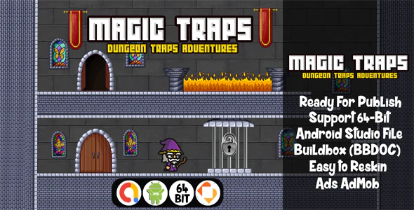Magic Traps Buildbox Project