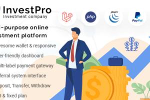 InvestPro banking platform