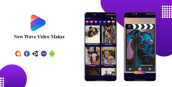 Lyrical Video Status Maker / Add Photos into Videos - MV video status creator