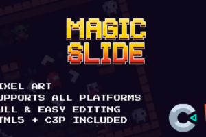 Magic Slide - HTML5 Game