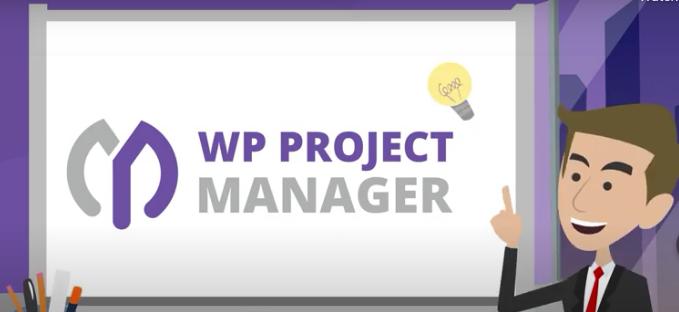 WP Project Management Plugin