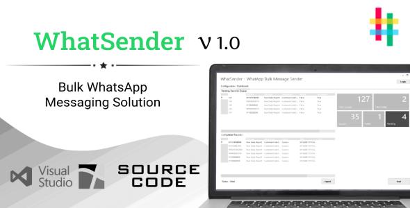 WhatSender - Bulk WhatsApp Messenger