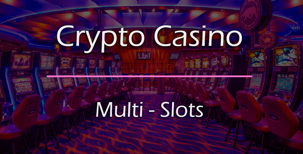 Multi Slots Game Add-on for Crypto Casino